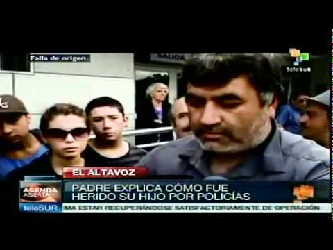 Human rights violations are reported in Chile