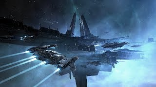 Perhaps Best Space Game on PC ! Eve Online
