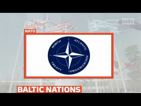 mitv - U.S. Defence Secretary Chuck Hagel welcome Estonian Defence Minister