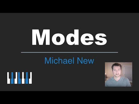 Introduction to Modes