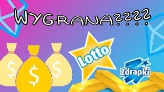 Zdrapki Lotto  Wielkanocna Gra & Lucky  Ile wygrałam?
