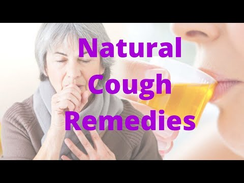 Ease Your Cough Without Medication - Natural Cough Remedies