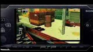 This is the tutorial video of the PSP game Metal Gear Acid 2 shown ...