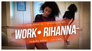 rihanna work choreography coreografia remix by kay cola x siya ramana borba