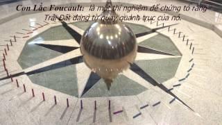 Con Lắc Foucault  --   FOUCAULT  PENDULUM
