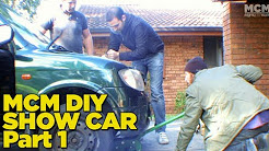 Show Car Build - Buying