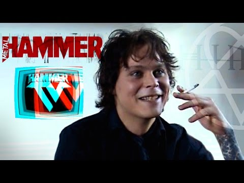 HIM | Ville Valo METAL HAMMER TV 2005 interview | Balls to the wall???