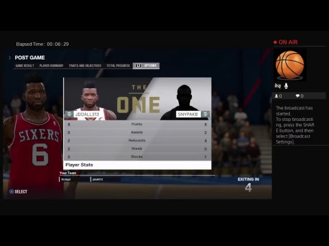 NBA Live 18 Online Game Play How To Play With Friends Online In NBA Live 18