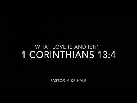 1 corinthians 13 what is love