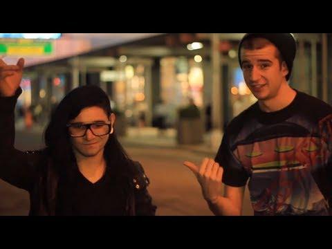 """""""Skrillex Talks Dubstep And More"""""""