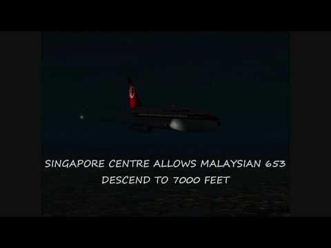 FSX Malaysian 653:Tanjong Kupang Tragedy (TRUE STORY)
