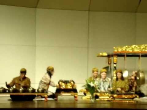 Puspawarna- UNC's Gamelan Nyai Saraswati