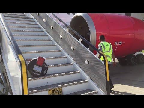 Путешествие с моноколесом в Египет. Пустят ли моноколесо в самолет? Solowheel on the plane.
