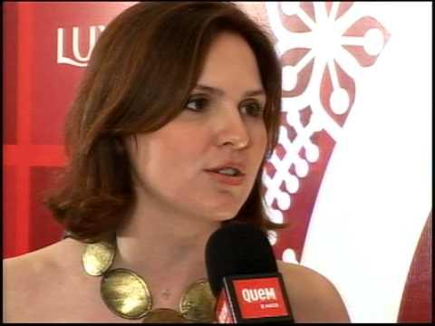 Samantha Dalsoglio ressalta a importância de condomínios ecologicamente corretos - Festa Quem Acontece 8 Anos