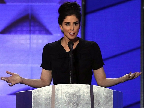 Sarah Silverman Goes Off On Failed Crazy Racist Trump Claims