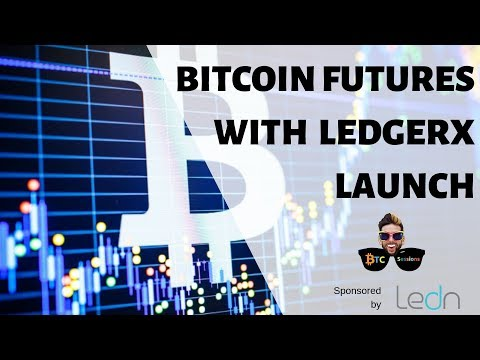 LedgerX Bitcoin Futures LIVE | SEC Running Bitcoin | More Ways To Stack Sats