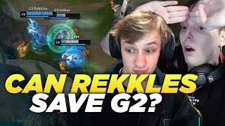LS | G2 vs MAD Analysis | Can Rekkles Even SAVE These Games...? ft. Nemesis