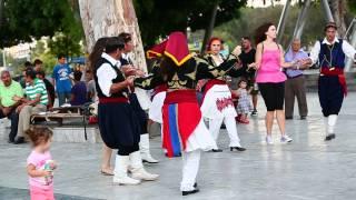 Критский народный танец Сиртаки