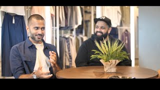 Anand Ahuja and Abhineet Singh in Conversation   Bhane and Veg-NonVeg   The Mainstreet Podcast#18
