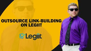Outsource Link Building On Legiit | | How To Completely Outsource A Business On Legiit Part 7
