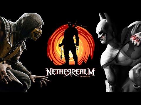 Mortal Kombat 11 или Injustice 2 - следующая игра Neatherrealm