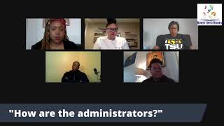Community Town hall:  Remote Learning and the Black Community