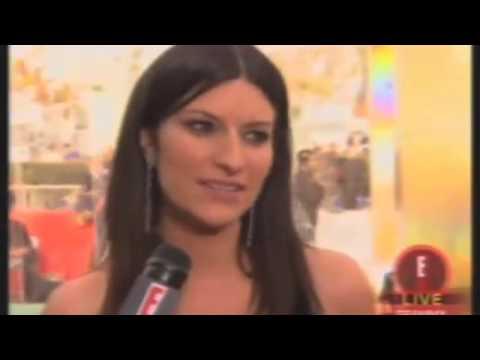 Laura Pausini Grammy Awards 2006 - Interview