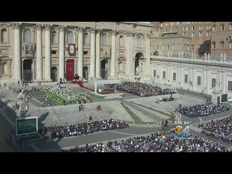 Church Leaders From Across The Globe Meet At The Vatican