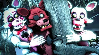 FOREST FUN SFM FNAF Five Nights At Freddy s Animation Compilation