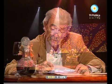 Del amor - Juan Gelman y Rodolfo Mederos 22-10-11 (3 de 3)
