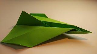 Como hacer un avion de papel que vuela