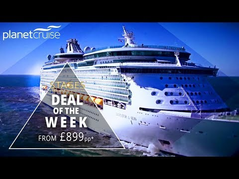 Special DEAL: A Music Theatre Festival On A Cruise! | Deal of the Week