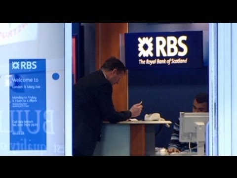 Abu Dhabi an Royal Bank of Scotland interessiert