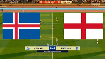 Uefa Nations League Iceland Vs England Live Game 2020 Youtube