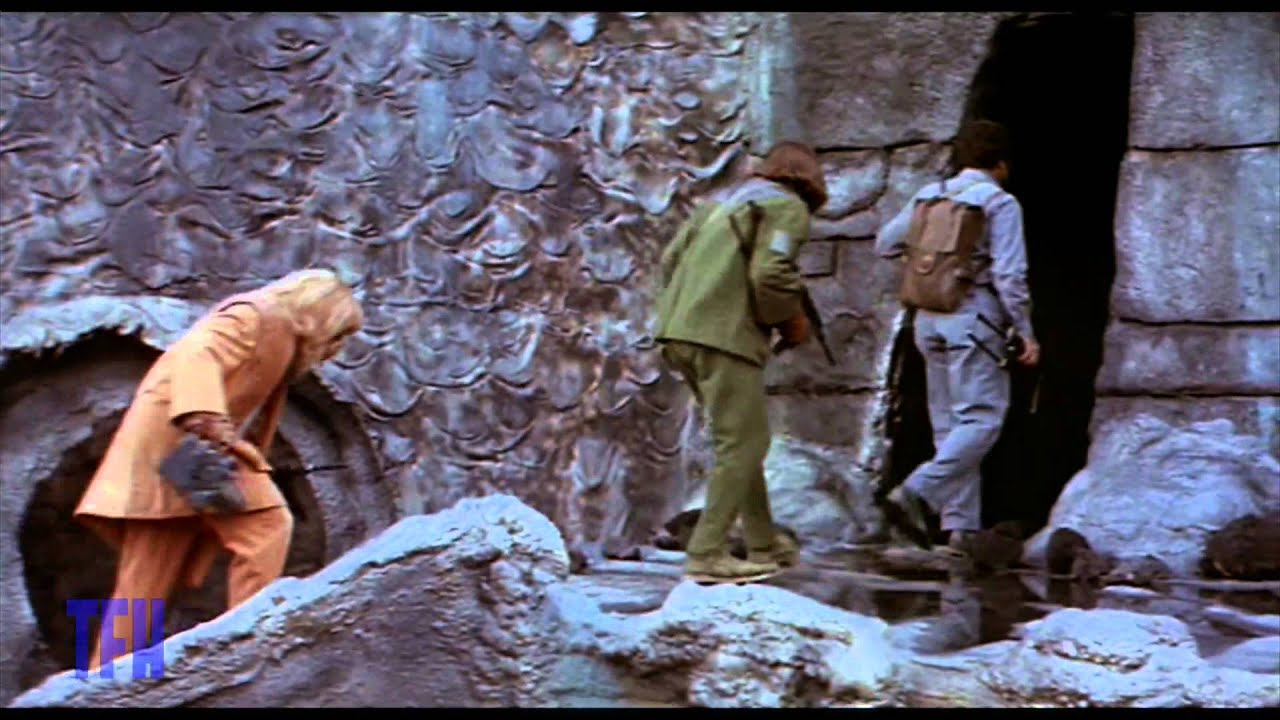 John Landis on BATTLE FOR THE PLANET OF THE APES