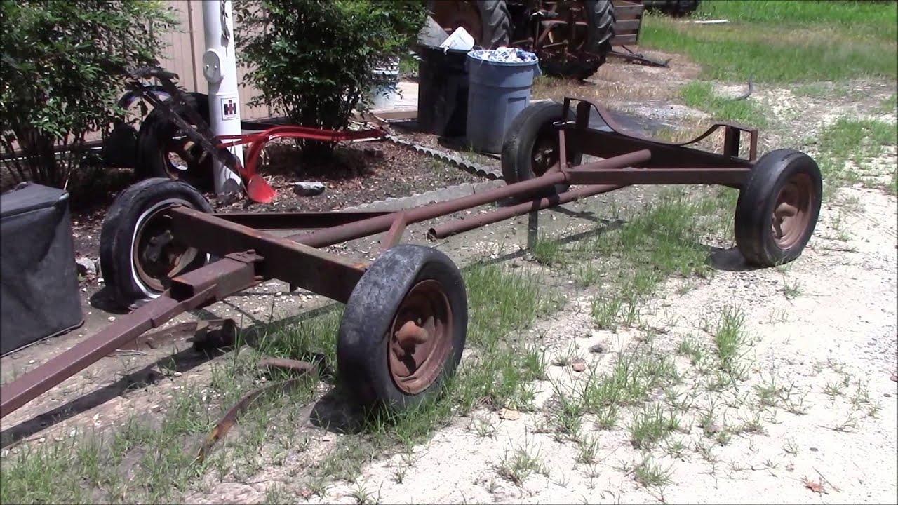 Hay Ride Parade Wagon Project Part 1 Youtube