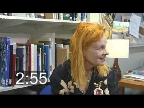 Five Minutes With: Dame Vivienne Westwood