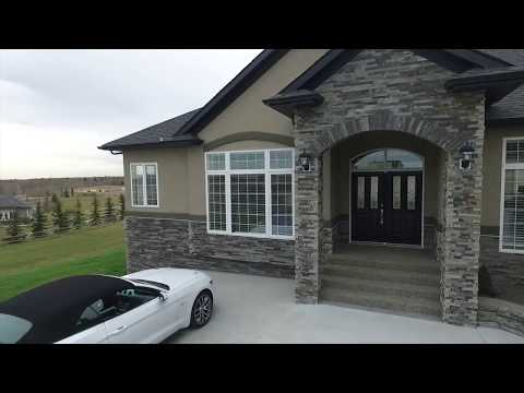 Complete Landscaping project video   A Green Future Calgary Landscape Company