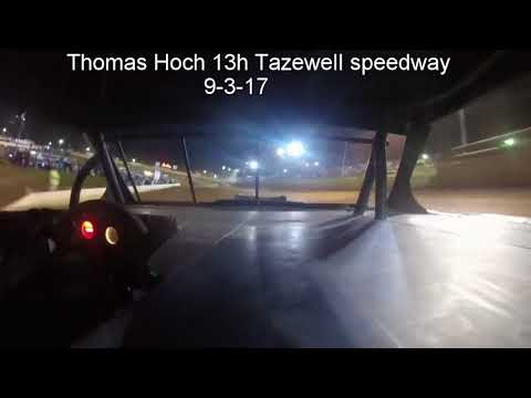 Thomas Hoch 13h Tazewell Speedway 9-3-17