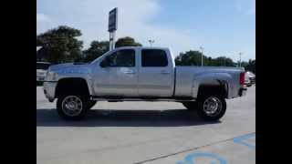 2012 Chevrolet 2500HD Crew Cab 4 Wheel Drive baton rouge