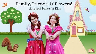 """Family, Friends, & Flowers"" by Poppy & Posie 