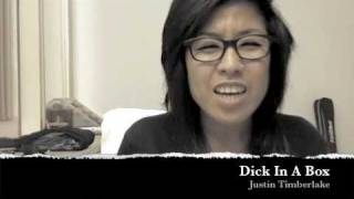 """Dick In A Box"" By Justin Timberlake (Christmas COVER)"