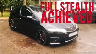 fn2 type r gets a bath finally goes full stealth just the fn 2 of us ep1