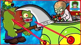 Игра Растения против зомби от Фаника Plants vs zombies 15