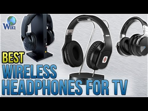 10 Best Wireless Headphones For TV 2018