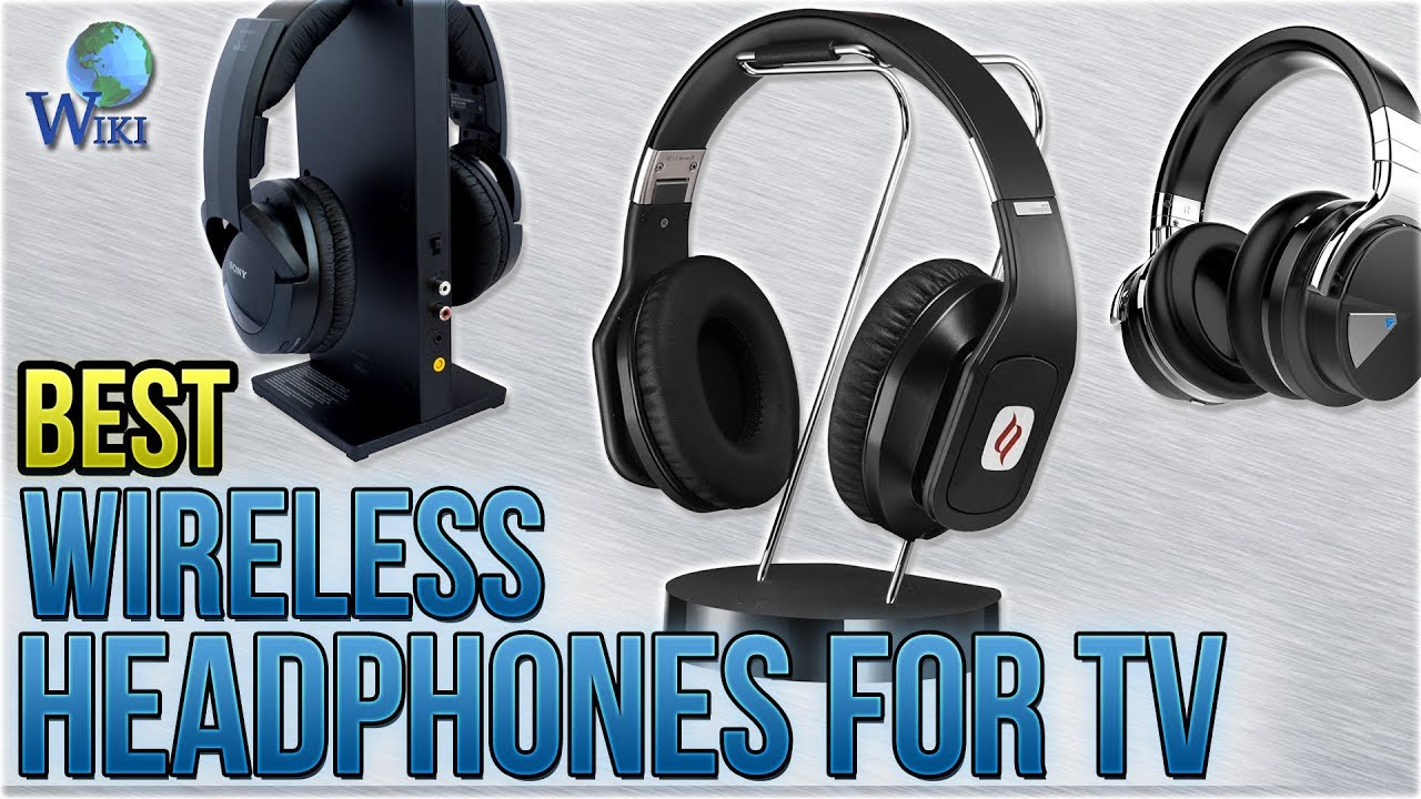 af552ab1506 10 Best Wireless Headphones For TV 2018 - YouTube