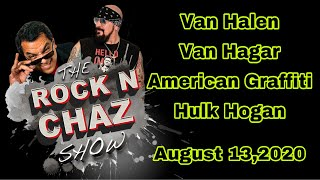 #PVT The Rock n Chaz Show Live #14 August 13, 2020