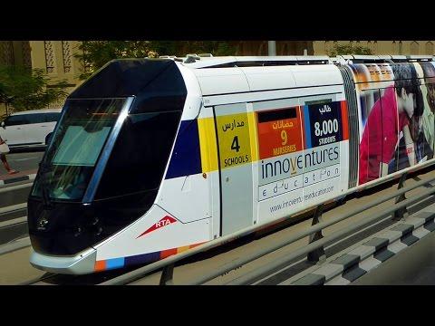 Dubai Tram 2015
