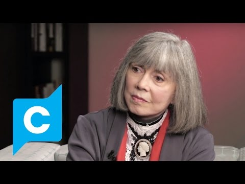 Anne Rice on Vampires and Jesus (Part 1)