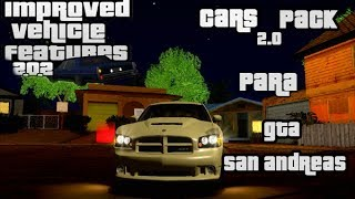 GTA San Andreas IVLM Cars Pack 2.0
